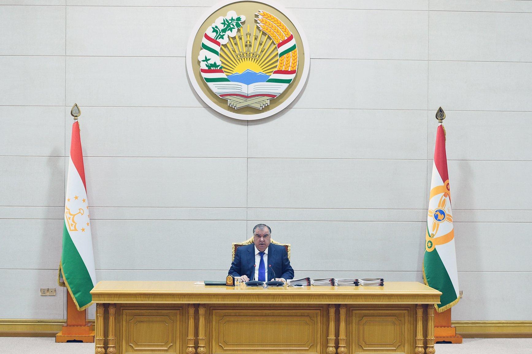Закон «Об оценочной деятельности» Республики Таджикистан.
